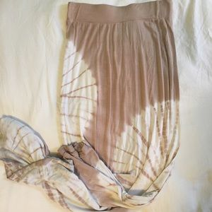 Lapis Skirts - Maxi Skirt